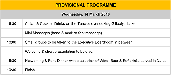 St Andrews EE Programme 14 March 2018 1